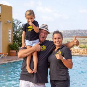 Hillside apartments Bonaire -5670