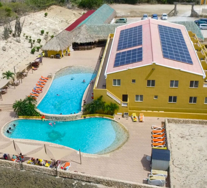 Hillside apartments Bonaire - -03