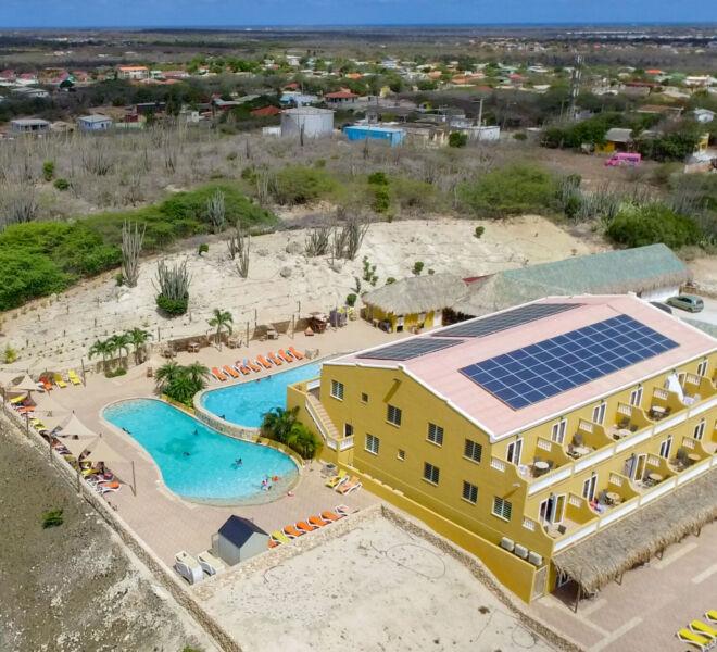 Hillside apartments Bonaire - -12