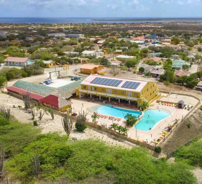 Hillside apartments Bonaire - -15