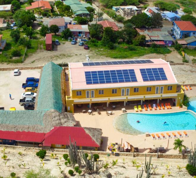 Hillside apartments Bonaire - -23