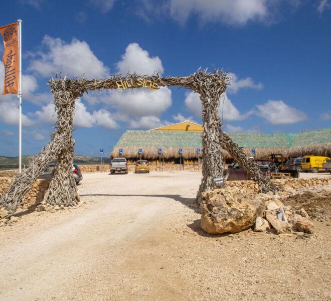Hillside apartments Bonaire - -4378