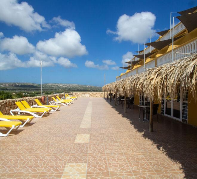 Hillside apartments Bonaire - -4448