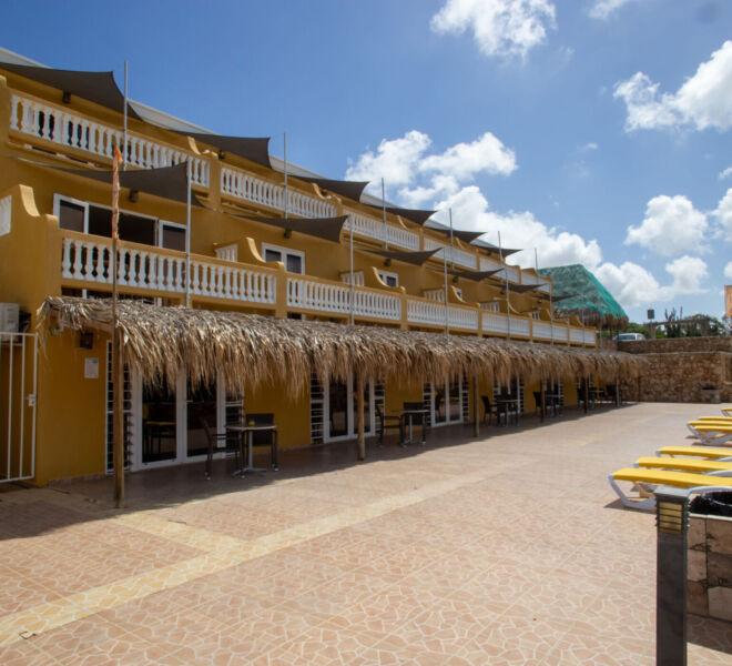 Hillside apartments Bonaire - -4454