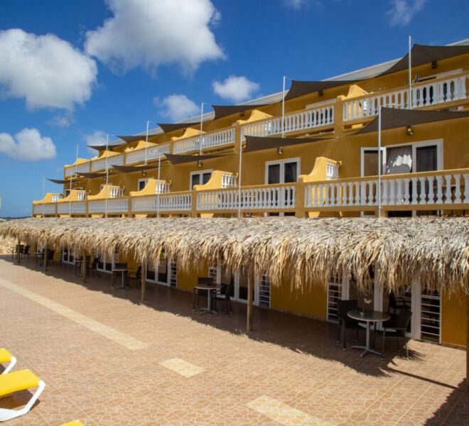 Hillside apartments Bonaire - -4455