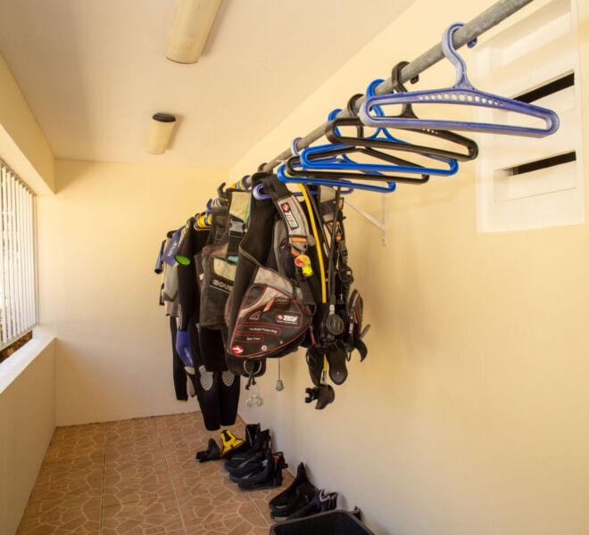 Hillside apartments Bonaire -5647