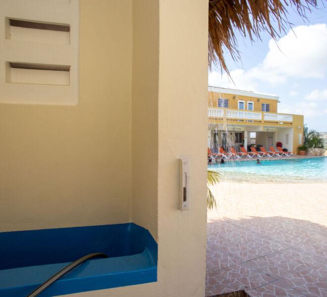 Hillside apartments Bonaire -5649