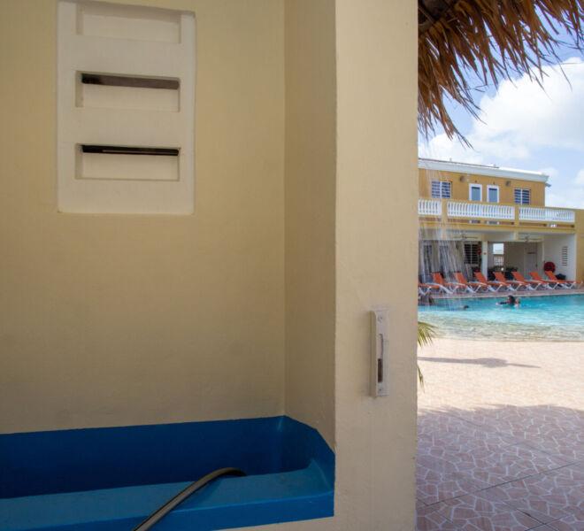 Hillside apartments Bonaire -5651